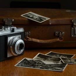 Los portafolios de fotografías