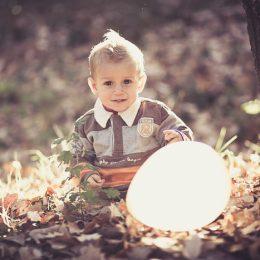 Como fotografiar niños eficientemente