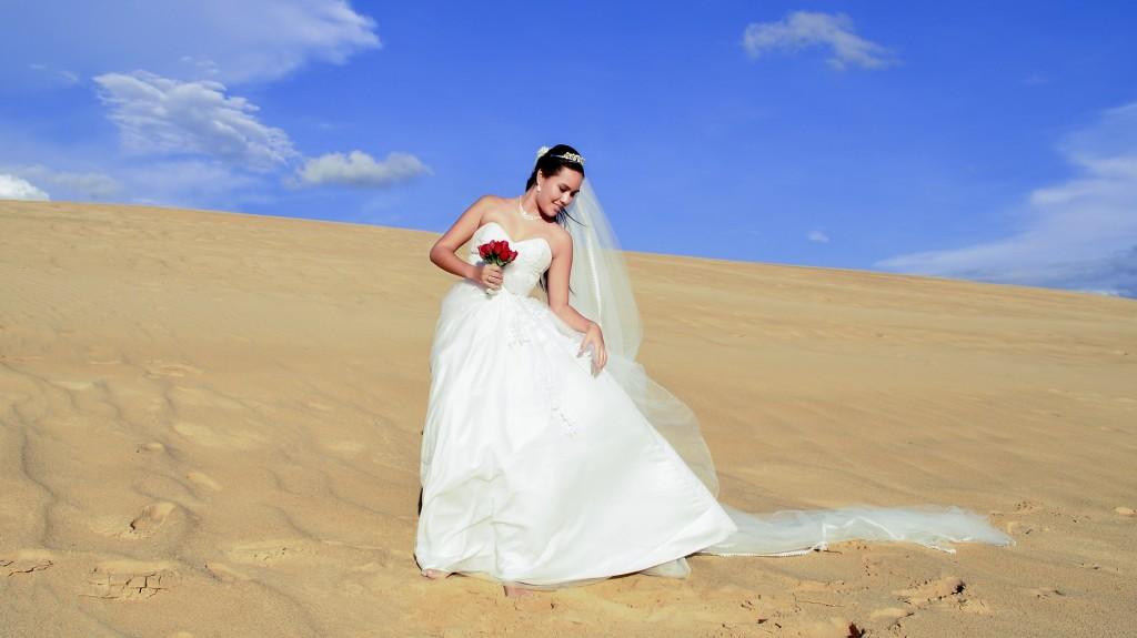 boda,fotos de boda en el desierto.